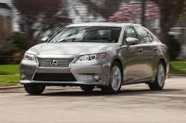 2015 Lexus ES350 owners manual