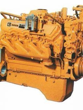 1982 Caterpillar Cat 3208 Engine Workshop Service Repair Manual