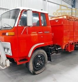 1983 Isuzu SCR 480 Truck Workshop Service Repair Manual