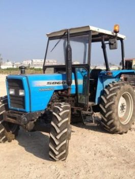 landini Evolution 5860 Tractor Workshop Service Repair Manual