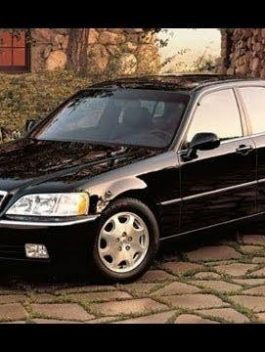 2000 Acura Rl Workshop Service Repair Manual