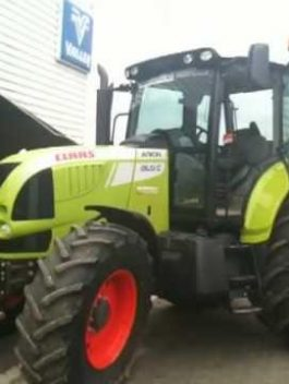 Class Arion 630c Tractor Part's Catalogue Manual Download