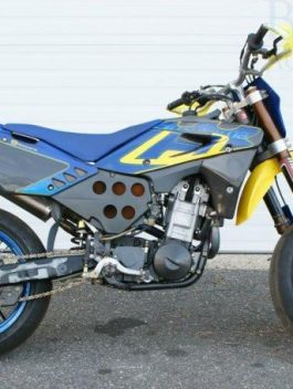 2004 Husqvarna Motorcycle Smr 630 Workshop Service Repair Manual