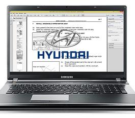 1990 Hyundai Scoupe Workshop Repair Service Manual PDF Download