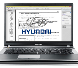 1991 Hyundai Scoupe Workshop Repair Service Manual PDF Download