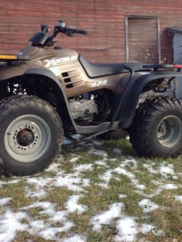 2000 Polaris 325 Expedition Workshop Service Repair Manual