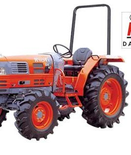 2005 Kioti DK 35 Workshop Service Repair Manual
