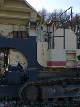 1999 Nordberg City Track 80/2 Workshop Service Repair Manual S/No : 1329