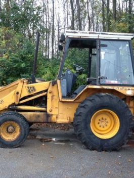 1982 JCB 1550 Workshop Service Repair Manual