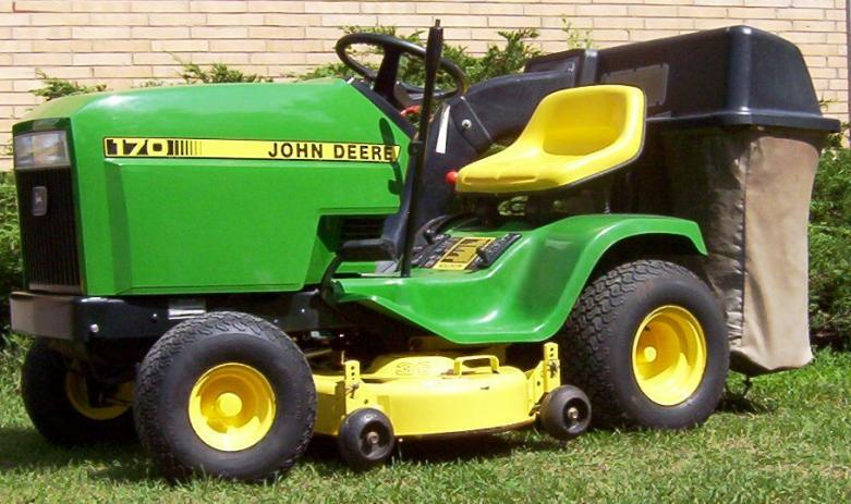 john deere 170  175  180 and 185 lawn tractors operators john deere lt180 manual john deere ltr180 manual pdf
