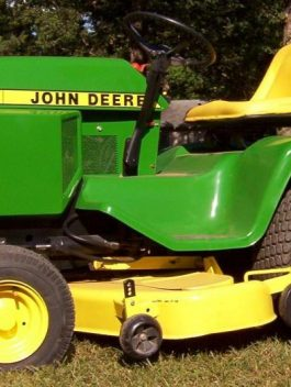 1992 John Deere 318 Service Repair Manual Download pdf