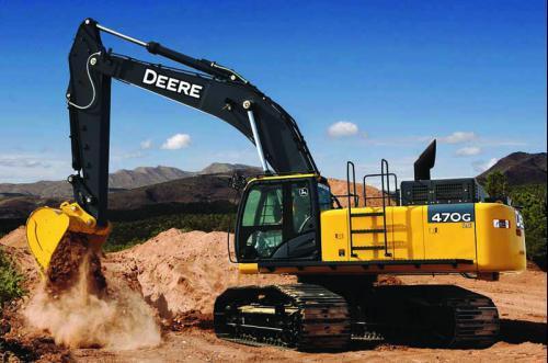 john deere 470g excavator service repair manual