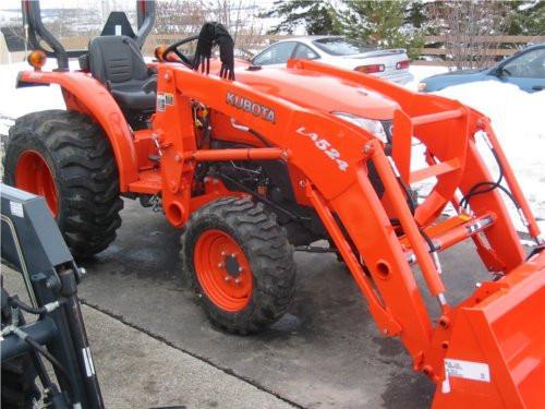 L3800 Kubota Tractor Wiring Diagram