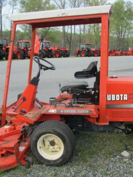 kubota f 2100 service repair manual