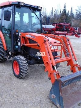 2010 Kioti DK35SE Cab Tractor Workshop Service Repair Manual