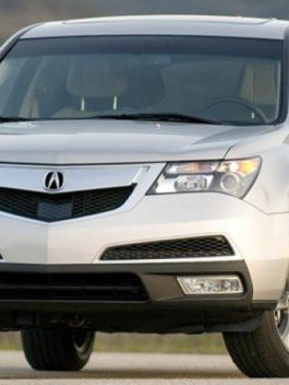 2010 Acura Mdx Workshop Service & Repair Manual