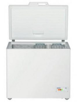 Liebherr GT 3021 chest fridge Operation Manual