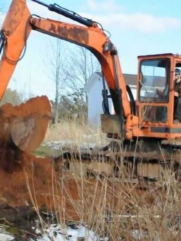 1986 KUBOTA KH 28 EXCAVATOR PART'S MANUAL DOWNLOAD