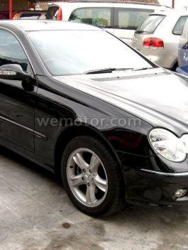 Mercedes-Benz CLK 240 Owner's Manual Download
