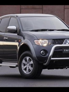 2007 Mitsubishi Triton GLX-R ML Workshop Service Repair Manaul