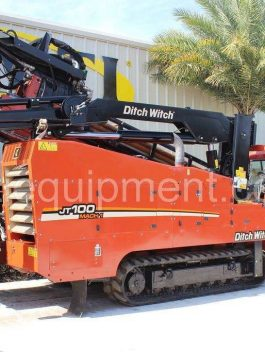 2014 Ditch Witch JT100 Workshop Service Repair Manual