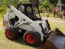 1999 Bobcat 873 Operator's Manual Download  S/No : 514 126 487