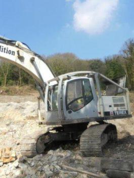 2007 Terex TC 240LC Hydraulic Excavator Workshop Service Repair Manual