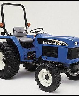 2005 New Holland TC30 Tractor Workshop Service Repair Manual