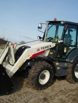 Terex 820,860,880,970,980 Loaders Backhoes Spare Parts Manual