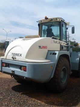 2007 TEREX WHEEL LOADER TL260 SERVICE REPAIR MANUAL
