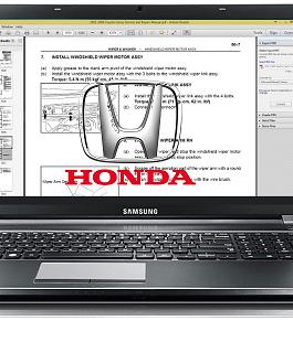 1989 Honda Legend Workshop Repair Service Manual PDF Download
