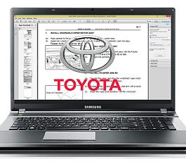 1985 Toyota HiluxWorkshop Repair Service Manual PDF Download