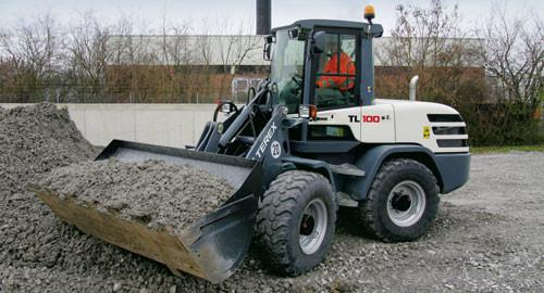 Terex TL100 Wheel Loader Workshop Repair Service Manual