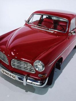 1965 Volvo 120 Workshop Service Repair Manual