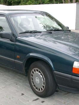 1991 Volvo 940 Parts Catalogue Manual