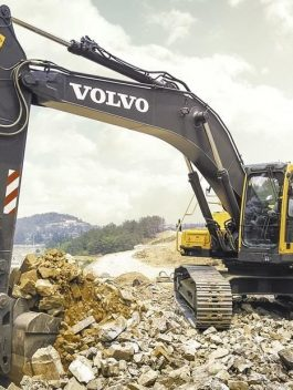 Volvo EC290B Prime Crawler Excavator Workshop service Repair Manual
