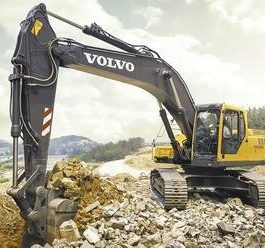 Volvo EC290B Prime Part's Catalogue Manual Download