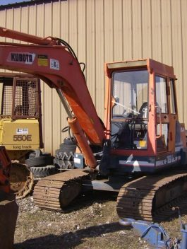 1980 Kubota KH8H Workshop Service Repair Manual