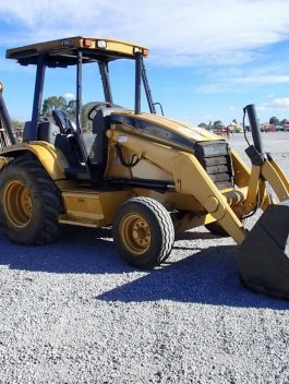 1999 Caterpillar CAT retroexcavadora 416c Parts manual
