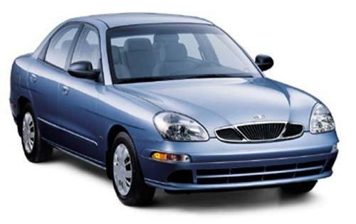 2001 DAEWOO NUBIRA REPAIR SERVICE MANUAL