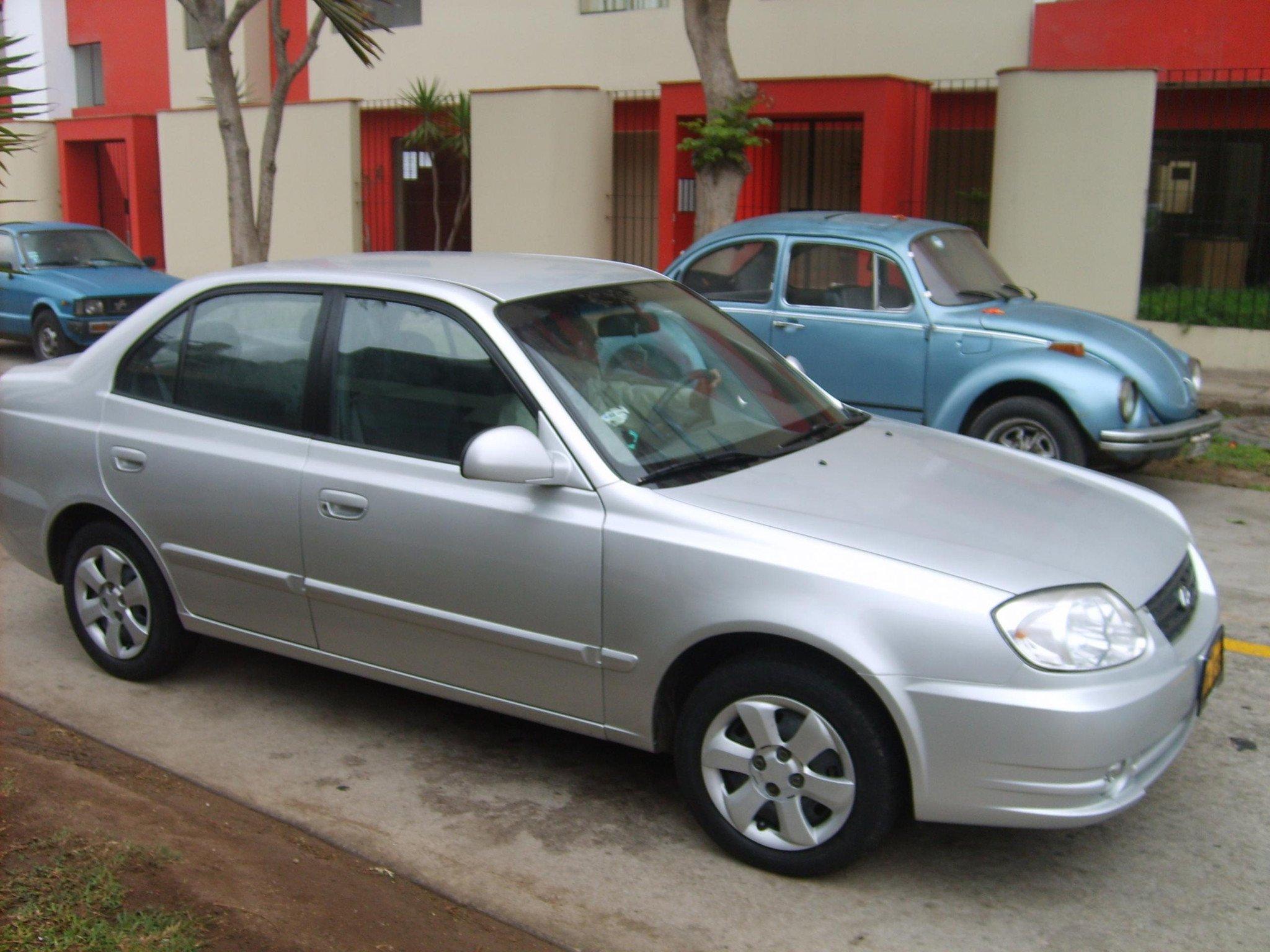 2004 Hyundai Accent Workshop Service Repair Manual