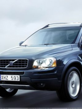 2009 Volvo XC90 Workshop Service Repair Manual