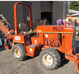 Ditch Witch 3500 WORKSHOP SERVICE REPAIR MANUAL