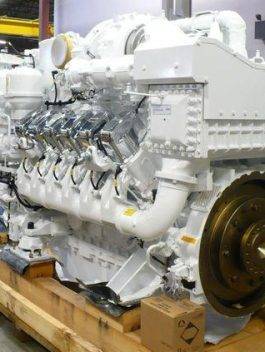 MTU DETROIT DIESEL 8V 10V 12V 16V 20V 6R INSTRUCTIONS MANUAL