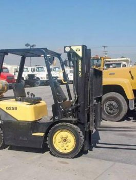 Daewoo G25S Forklift Workshop Service Repair Manual