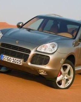 2003-2008 Porsche Cayenne Factory Service Repair Manual Pdf