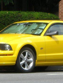 Ford Mustang 2005-2009 Workshop Service Repair Manual Download