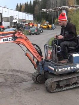 Kubota KH 36 41 51 61 66 91 101 151 Excavator Service Manual