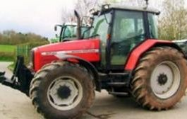 Massey Ferguson 2605 2615 Tractor Workshop Service Repair