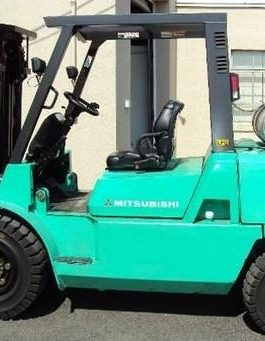 Mitsubishi FG40K FG40KL FG45K FG50K Forklift Trucks Service Repair Workshop Manual DOWNLOAD